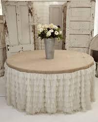 dining room rustic wedding table cloths burlap tablecloth