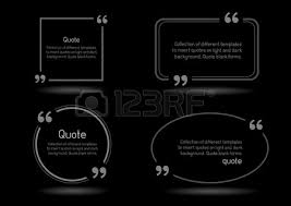 Quotes About Light And Dark Handwritten Template For Writing Quote Oval Quote Form On Light