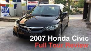 honda civic philippines 2007 honda civic fd 1 8v at full tour review youtube