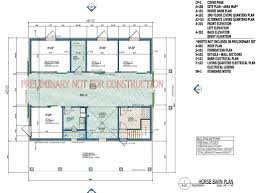 barn floor plans for homes awesome horse barn design ideas photos home design ideas