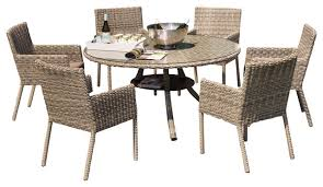 Rattan Patio Dining Set Rattan Outdoor Dining Sets Dining Room Ideas