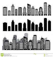 mansion clipart black and white building black white icon set illustration eps 35090554 jpg 1300
