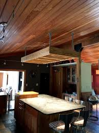 Kitchen Island Pendants Diy Kitchen Island Lighting Fixture U0026 How To Build Your Own