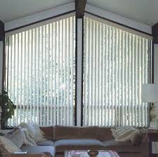 Window Blinds Up Or Down For Privacy Angle Top Angle Bottom And Triangle Window Treatments