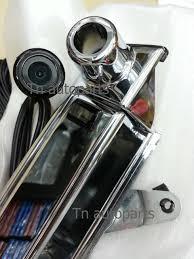 rear camera tailgate handle mirror monitor for toyota hilux vigo