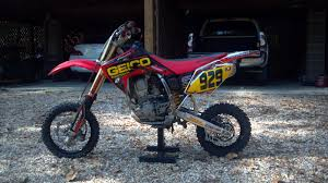 honda 150r crf 150f with 12