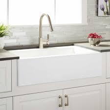 33 inch white farmhouse sink farmhouse sinks apron front sinks signature hardware