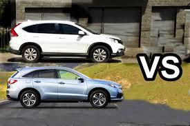 honda cr v vs lexus benim otomobilim 2015 honda cr v vs 2015 acura rdx interior and