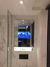 Bathroom Mirror With Tv by Tv Inside Bathroom Mirror Picture Of Eccleston Square Hotel