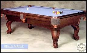 How Much To Refelt A Pool Table by What Is The Best Pool Table 2017 Quora