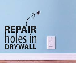 fix a hole in drywall 13 steps with pictures