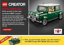 mini cooper polybag toys n bricks news site sales deals reviews mocs blog