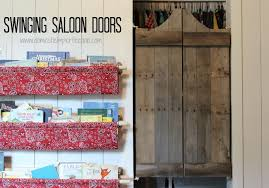 Make Closet Doors How Not To Make Saloon Doors Domestic Imperfection