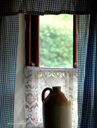Gingham Curtains Pink by Window With Too Much Dressing The Gingham Curtains Suit The