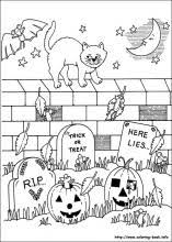 halloween coloring pages coloring book