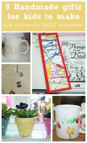184 best kid made gifts images on crafts for