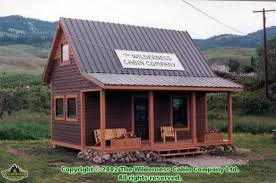 small cabin plans with porch looking 11 cabin plans with loft and porch small house homepeek