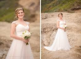 Coast Wedding Dress Oregon Coast Wedding Photographer Hug Point After Wedding
