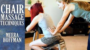 chair massage techniques for the back relaxation back pain relief austin chair massage you