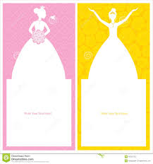 princess template free printable invitation design