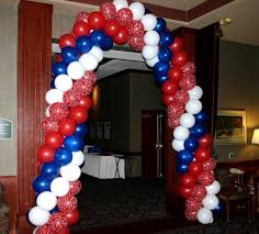 graduation party ideas balloons by design