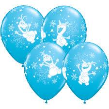 frozen balloons 11 olaf disney frozen balloons x 25