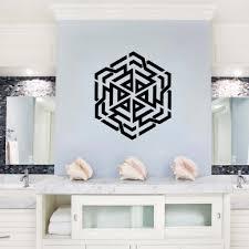 popular arabic islamic art buy cheap arabic islamic art lots from high quality arabic muslim islamic vinyl wall stickers home decor bismillah art mural decal zy572