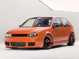 volkswagen orange 2000 volkswagen gti je pistons eurotuner
