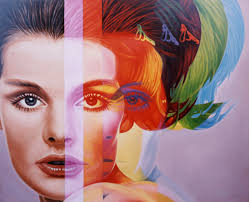 Richard Phillips (born 1962 in Massachussets), lives and works in New York.