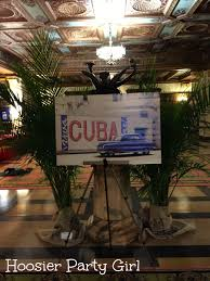 interior design awesome cuban themed party decorations good home