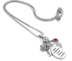 Children S Birthstone Necklace 104 Best Personalized Mother U0027s Jewelry Images On Pinterest