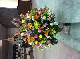 church flower arrangements easter flower arrangements for church altar your meme source
