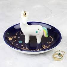 porcelain unicorn ring holder images Jewellery storage jewellery stands holders lisa angel uk jpg