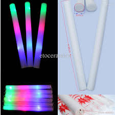 christmas sticks with lights wholesale led foam stick sticks for christmas party bar ktv flashing