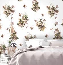 Magnolia Wallpaper Hellebore Floral Wallpaper By Woodchip U0026 Magnolia
