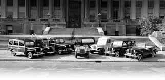jeep kaiser cj5 jeep history jeep models by year