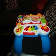 vtech activity table deluxe musical and sound vtech activity table baby kids in lowell ma