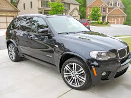 Bmw X5 50i M Sport - what would you go with used u002710 x5m or a new u002712 x5 50i m sport