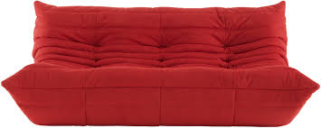 canapé style togo togo sofas from designer michel ducaroy ligne roset official site