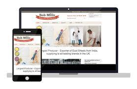 bob mills ltd u2013 website design in lincoln lincoln graphic design