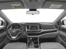 Toyota Highlander Interior Dimensions 2018 Toyota Highlander Le Plus Toyota Dealer Serving Charleston