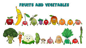learn about fruits and vegetables fruits and vegetables lesson