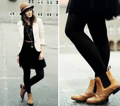womens boots like blundstone chelsea boots style