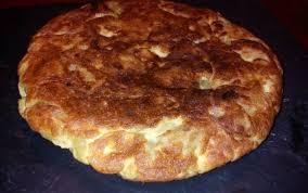 cuisine traditionnelle espagnole recette la tortilla espagnole traditionnelle 750g