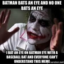 Batman Joker Meme - joker mind loss meme generator