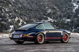 porsche 911 inside singer u0027s latest porsche restoration is a thing of unfathomable