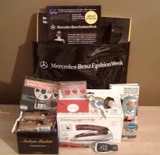 mercedes giveaway 3 days of giveaways day 1 mercedes fashion week tote