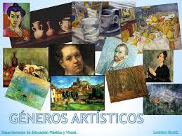 imagenes artisticas ejemplos ejemplos de gèneros artìsticos y estilos artìsticos el arte