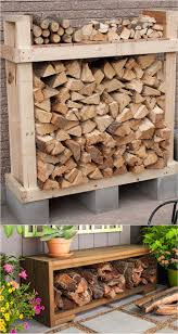 Indoor Storage Ideas Outdoor Firewood Storage Ideas U2014 Home How To Get Sweat Stains Out