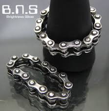 car rings images Brightness silver highest quality moving machine chain ring jpg